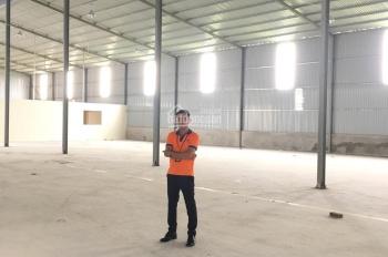 Cho thuê kho xưởng KCN Tân Quang, diện tích 2500m2, ngăn nhỏ từ 300m2 trở lên, giá siêu rẻ