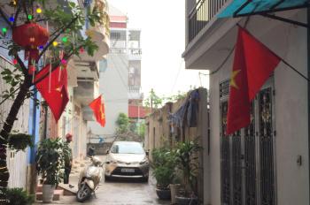 Bán nhà xây mới hai mặt tiền, sát đường Quang Trung (34m2*5T*5PN) ô tô đỗ cửa, đường vô nhà 3,5m