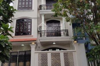 Bán biệt thự 3 lầu 7x19m, rẻ nhất đường 25 khu dân cư Phú Nhuận, Hiệp Bình Chánh, Thủ Đức