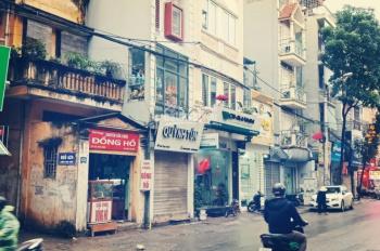 Tôi bán nhà mặt phố Thụy Khuê, Tây Hồ, Hà Nội ô tô kinh doanh giá chỉ 4.6 tỷ, LH 0966.106.881