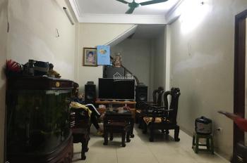 Bán nhà gấp nhà phố Đê La Thành nhỏ DTSD 40m2 5 tầng