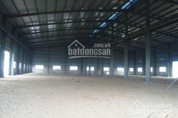Cho thuê kho xưởng zamil tiêu chuẩn DT 2500m2, Thanh Trì, Hà Nội