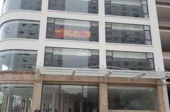 Cho thuê sàn VP DT 300m2(có chia nhỏ) tại tòa nhà Thành Thái - Cầu Giấy, giá cả hợp lý. 0989790498