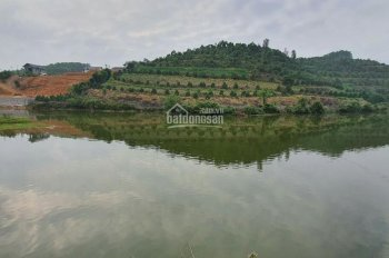 Bán đất View mặt hồ diện tích 2660m2 tại Lương Sơn Hòa Bình