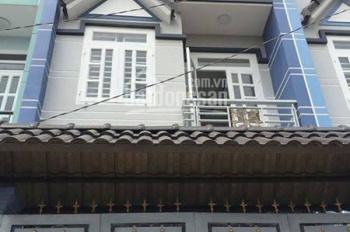 Nhà Bình Tân giá rẻ 3 lầu - 4pn sân thượng giá chỉ 2 tỷ/căn ngay chợ