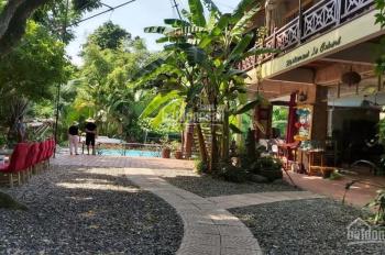 Cần bán khuôn viên resort đạt chuẩn 3 sao thuộc xã Cư Yên, Lương Sơn, Hòa Bình, DT: 4,2ha