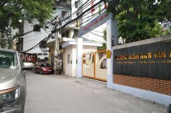 Bán nhà mặt phố Vân Hồ 3, Nguyễn Đình Chiểu, DT 50m2x5T, giá 10 tỷ