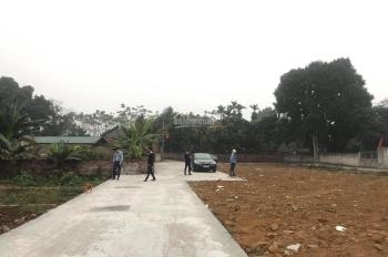 Bán lô đất thổ cư 3 mặt tiền (16m), đường ngã 3 rộng 5 - 7m, xã Tân Xã sát cổng CNC. LH: 0943954098
