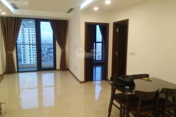 Cho thuê căn hộ 1603 CCCC Hà Nội Center Point: 78m2, 2 ngủ, đồ cơ bản, giá 11tr/tháng (ảnh thật)