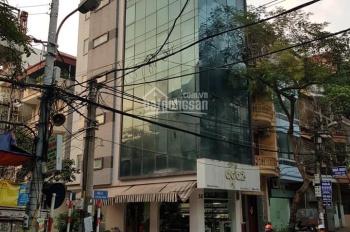 Chính chủ cho thuê nhà 2 mặt tiền, ngõ 24 Kim Đồng, Hoàng Mai, 7 tầng, tổng DTSD: 440m2