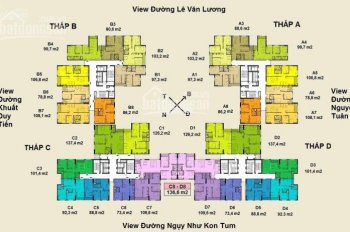 Em cần bán lỗ gấp căn hộ A03 Việt Đức Complex, 39 Lê Văn Lương, giá: 2 tỷ