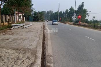 Bán đất Minh Phú, Sóc Sơn, lô góc, gần UBND, đường ô tô tránh
