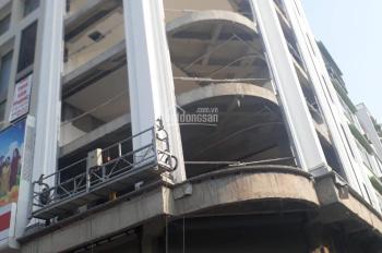 tòa văn phòng 120m2 dần hoàn thiện phố khuất duy tiến, thanh xuân, hn.