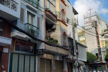 Bán gấp nhà mặt phố đường Trần Quang Khải - Mai Thị Lựu, P. Tân Định, Q.1, giá 51,5 tỷ