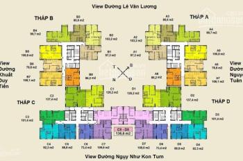 Mở bán 50 căn ngoại giao 2PN - 3PN chung cư Việt Đức Complex giá chỉ từ 29 tr/m2. LH: 0985814352