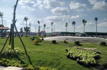 Đất nền sổ đỏ, Dĩ An 2 ngay tại Bàu Bàng, sát khu CN, giá rẻ 565tr/nền. LH: 0938960704