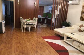 Cho thuê căn hộ chung cư The Pride Lê Văn Lương, 90m2, 3 pn, full nội thất, giá 10tr/th