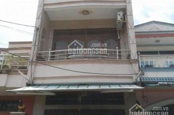 Chia tài sản cho con bán nhà mặt tiền Quang Trung DT 4.25x27m trệt 1 lầu giá 16 tỷ. DT 0788779673