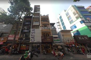 Chính chủ bán gấp nhà mặt tiền đường Nguyễn Trãi P. 3 Q. 5, đoạn 2 chiều, hầm 7 lầu, có HĐT 80tr/th