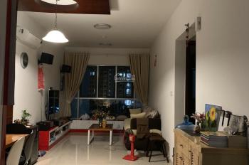 Bán căn hộ đã có sổ hồng, 2 phòng ngủ, 2 WC đầy đủ nội thất, block B khu Ruby Celadon City
