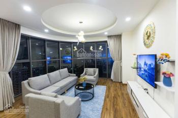 Cho thuê căn góc 133m2 chung cư Golden Palm: Tầng 19, 3 PN, đầy đủ đồ, LH: O9o4.935.985 (ảnh thật)