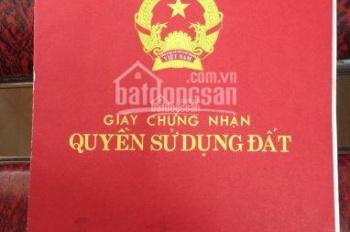 Chính chủ cần bán đất đội 2, thôn Đại Lan, xã Duyên Hà, Thanh Trì, sổ đỏ CC, 18tr/m2 LH: 0979220466