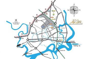 Bán đất khu dân cư An Việt Riverside, Trường Thạnh, Q9, DT: 100m2, giá từ 19tr/m2, 0784194524