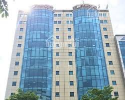 Bán tòa nhà mặt phố Trần Thái Tông. DT 500m2, MT 16m, xây 14 tầng