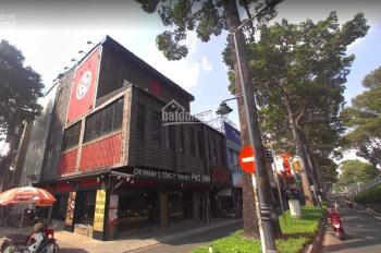 Cho thuê nhà phố trong hẻm Trần Hưng Đạo, Q. 5, 148.75m2 (8.5m x 17.5m), 6 tầng, 400 triệu đồng