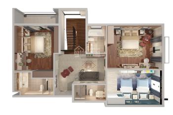 Bán căn hộ penthouse Duplex Mermaid Seaview, Bãi Sau, view biển 100%, 270.9m2. LH: 0944.44.55.87