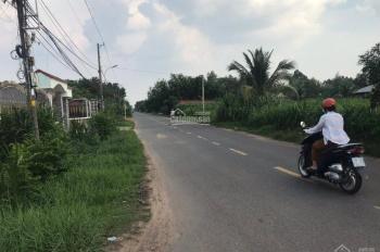 Bán đất Mt xã An Nhơn Tây, DT: 30m x 25m, Sổ hồng riêng. Gía: 6tr/m2