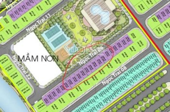 CC tôi cần bán gấp hòa vốn căn BT song lập Ngọc Trai 09 view vườn hoa Vinhomes Ocean Park Gia Lâm
