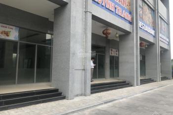 Mặt bằng đẹp làm nhà hàng, cafe, siêu thị khu Dương Nội trực tiếp chủ đầu tư Nam Cường 0936377553