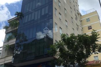 Cho thuê mặt tiền 4,2x17m, 6 tầng 95tr/th, ngay Vạn Hạnh Mall, phường 12, quận 10