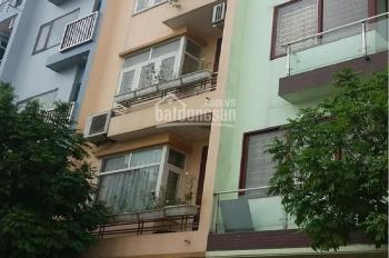 Cho thuê nhà ngõ 30 phố Nghĩa Đô, đường Hoàng Quốc Việt. Diện tích 75m2 x 5 tầng, ngõ rộng 8m