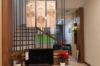 Bán nhà 3 tầng mới xây sau nhà mặt tiền Tiểu La, Hải châu