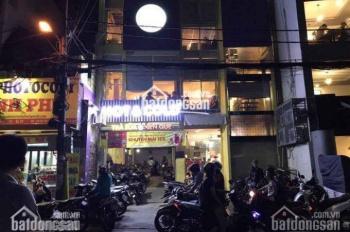 Bán nhà mặt phố Trường Sơn, P15, Q10, 6,5mx11m nở hậu 8,2m khu vực được xây 1 hầm 7 lầu gần CMT8
