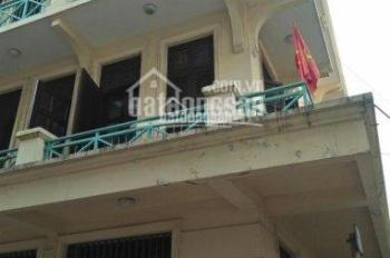 Cho thuê nhà 75m2 x 5 tầng giá 20tr/th mặt ngõ 389 Hoàng Quốc Việt - Cầu Giấy. 0983814882