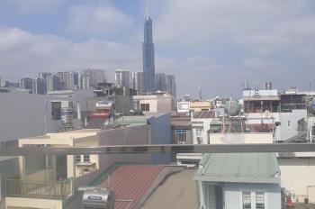 Cho thuê nhà An Phú An Khánh, 5x20m, 1 trệt, 3 lầu, 4PN, NTCB, giá 32 triệu. L/H 0901380809