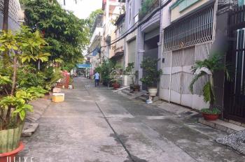 Bán nhà hẻm 5m thông P. Tân Quý, Q. Tân Phú, DT 4mx16m, mới giá 4.85 tỷ