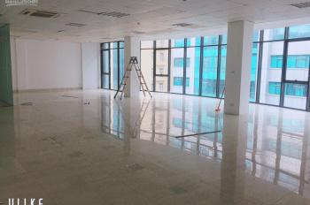 Cần cho thuê văn phòng An Phú mặt đường Hoàng Quốc Việt, DT 80 - 300m2, giá rẻ. LH: 0961265892