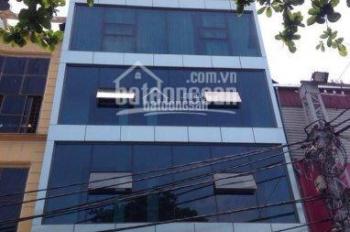 Cho thuê nhà mặt phố Bà Triệu, 150m2 x 5 tầng, MT 6.5m, thang máy. LH: O946850055