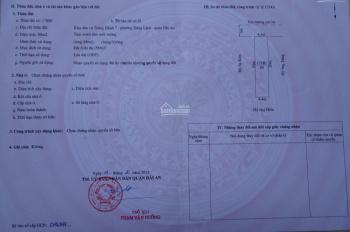 Bán đất mặt ngõ 8m Trung Hành, Đằng Lâm, Hải An, Hải Phòng