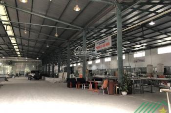 Cần bán gấp nhà xưởng tại cụm CN Quốc Oai, Hà Nội