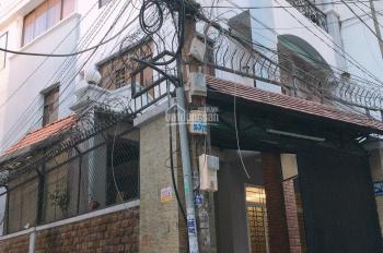 Cho thuê nhà mới HXH Lam Sơn, P. 12, 1T2L, 6x18m