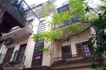 Bán biệt thự mặt phố Nguyễn Bỉnh Khiêm, Hai Bà Trưng 280m2, giá 110 tỷ, nhà lô góc