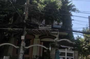 Cho thuê nhà villa mới góc 2 MT Nguyễn Minh Hoàng, P. 12, 1T2L, 10x26m