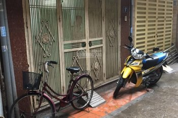 Cho thuê nhà ngõ 25 Triệu Việt Vương, Hai Bà Trưng, 3 tầng x 48m2 giá 18tr