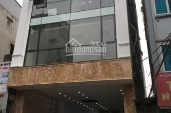 Cho thuê nhà mặt tiền đường Nguyễn Chí Thanh, phường 9, Quận 5, DT 7x30m, T + 3L, giá chỉ 160 tr/th