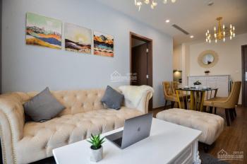 Cần cho thuê gấp căn hộ chung cư cao cấp Vinhomes SkyLake, 2 phòng đủ đồ giá 16tr LH 0968956086